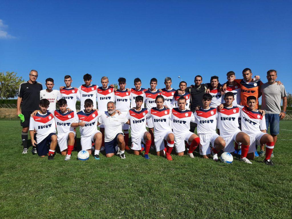 Il gruppo Juniores del San Biagio